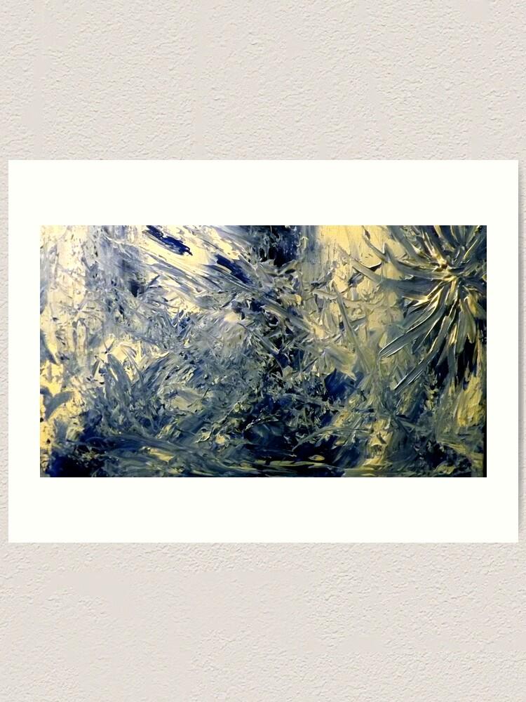 "Alternate view of ""The Firmament"" Art Print"