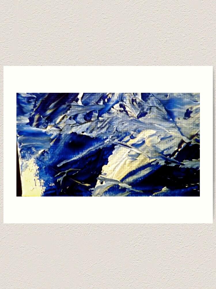 "Alternate view of Part of ""The Firmament"" Art Print"