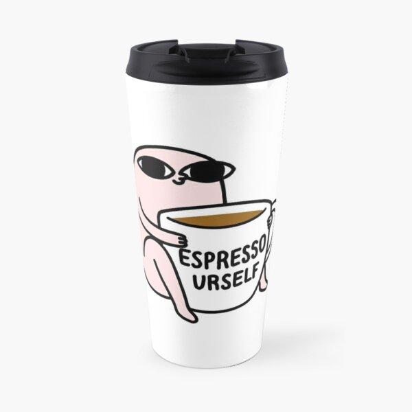 Ketnipz and coffee time Travel Mug