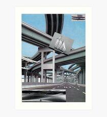 transportation Art Print
