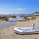 La Letty, Benodet, Brittany, France. by Nick  Gill