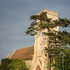 Walton Church by JEZ22