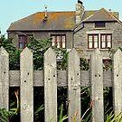 Minack House (Rowena Cade home) by © Loree McComb