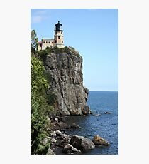 Split Rock Lighthouse Photographic Print