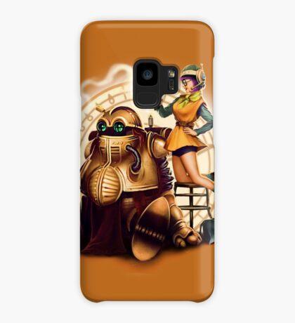 Lucca & Robo Case/Skin for Samsung Galaxy