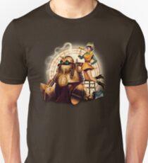 Lucca & Robo Unisex T-Shirt