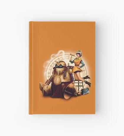 Lucca & Robo Hardcover Journal