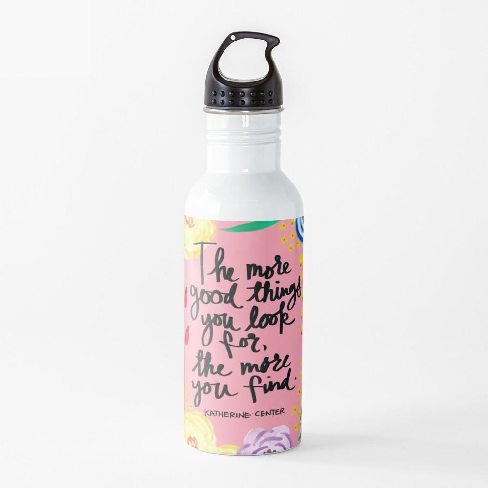 Good Things Water Bottle