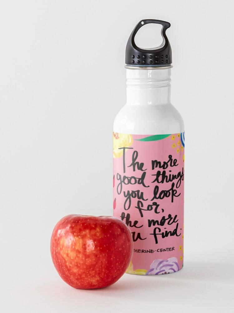 Alternate view of Good Things Water Bottle