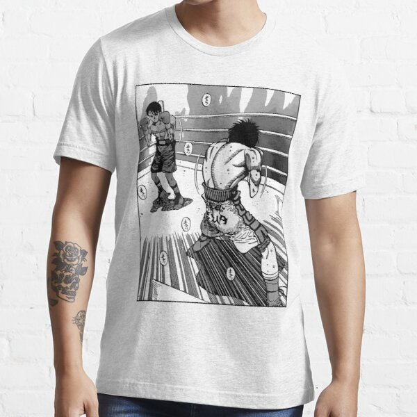 Ippo vs Gonzales (Hajime No Ippo) Camiseta esencial