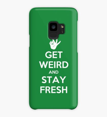 Stay Fresh Case/Skin for Samsung Galaxy
