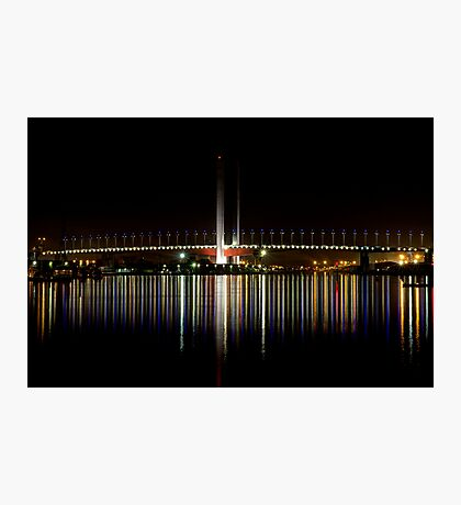 """Bolte Bridge"" - Melbourne Photographic Print"