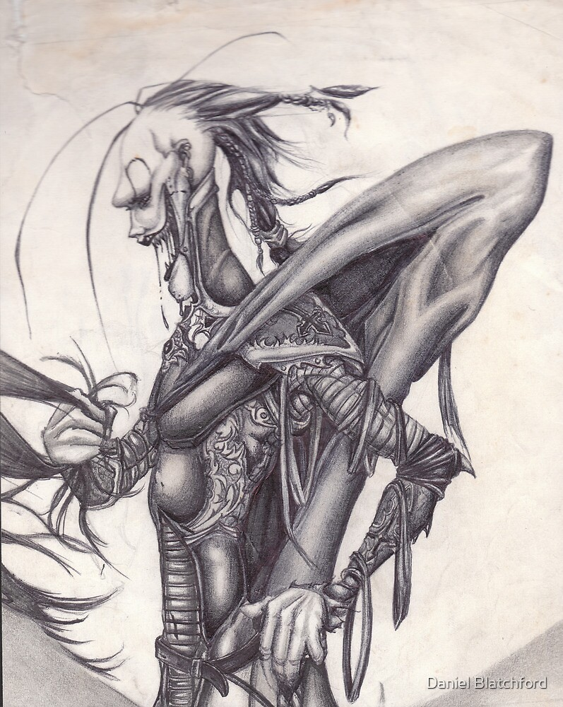 Demon Rider by Daniel Blatchford