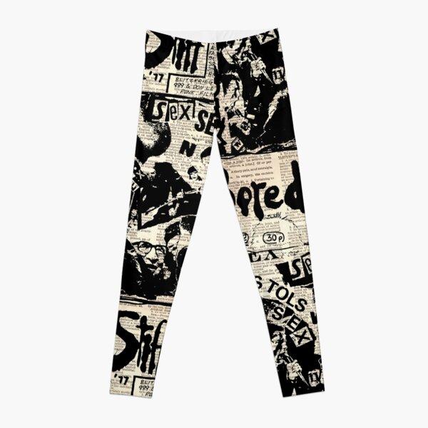 Punk Rock Leggings