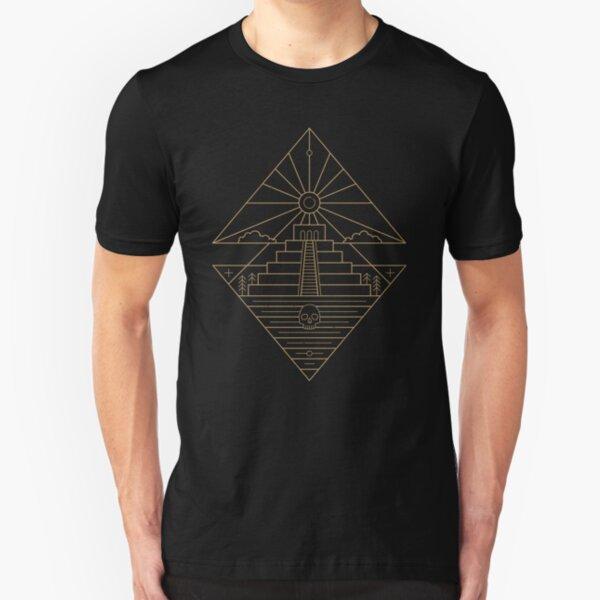 The Sun Temple Slim Fit T-Shirt