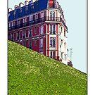 Montmartre, Paris by prbimages