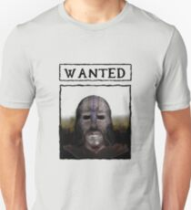 Wanted: The Gray Fox Unisex T-Shirt