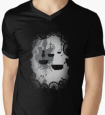 Alice in Limbo Men's V-Neck T-Shirt