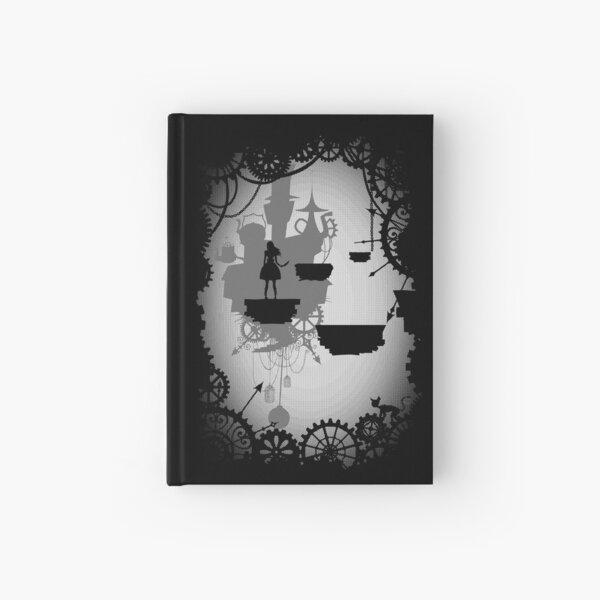 Alice in Limbo Hardcover Journal