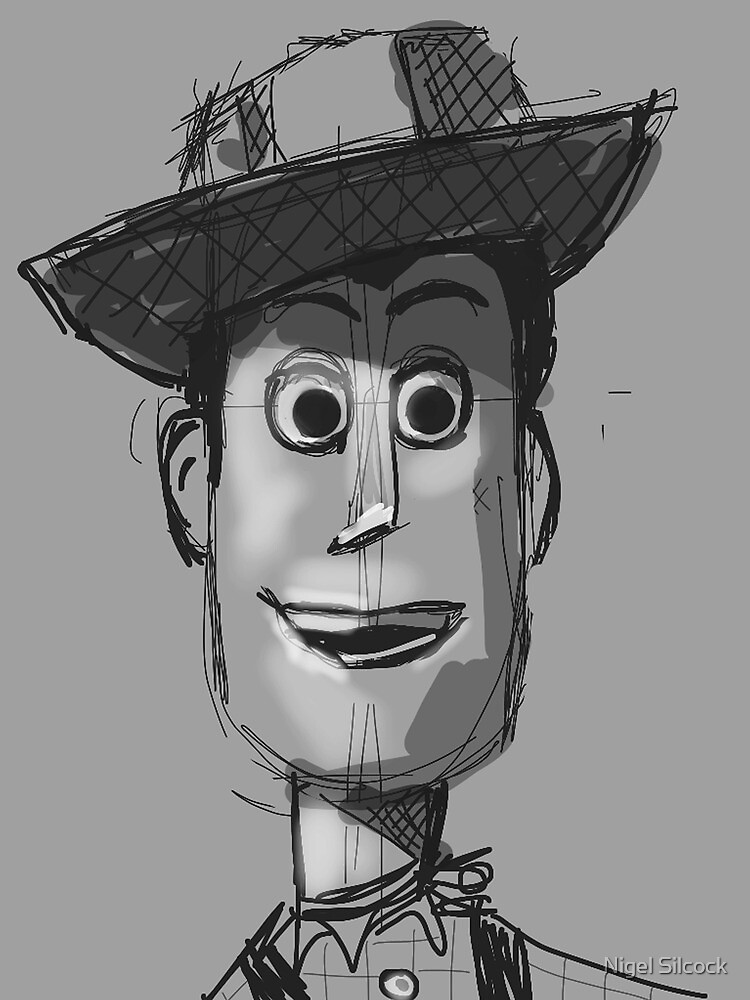 Woody by Nigel Silcock