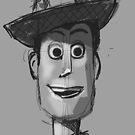 Woody by Nigel Silcock