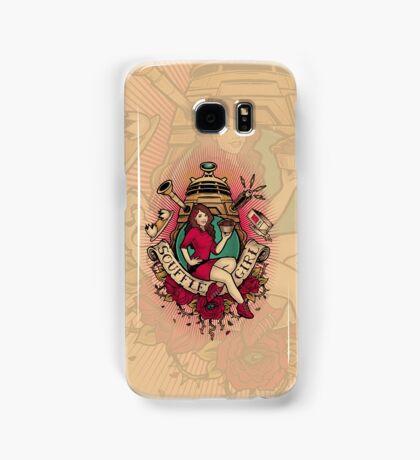 Souffle Girl Samsung Galaxy Case/Skin