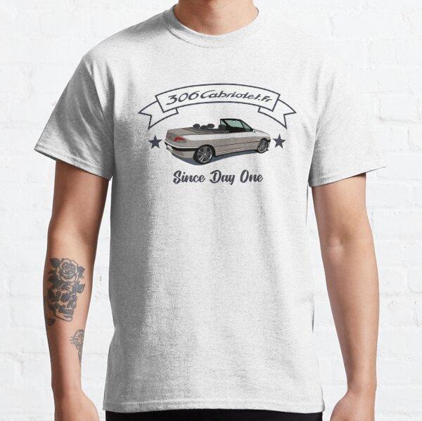 Since Day One -  Beige Titane / Ouragan (GAB') + fond blanc T-shirt classique
