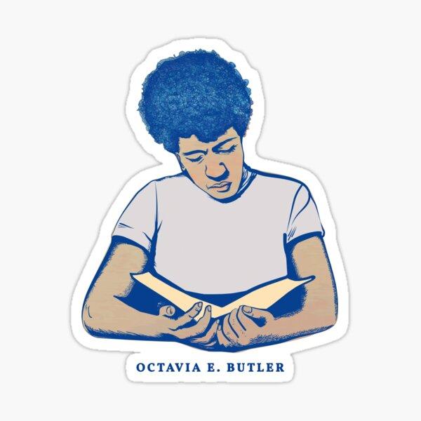 Octavia E. Butler Sticker