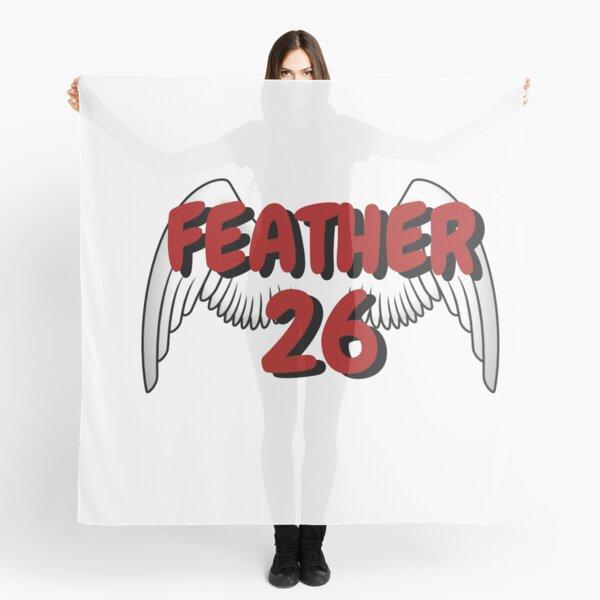 Alternative Feather26 Streaming Logo Scarf