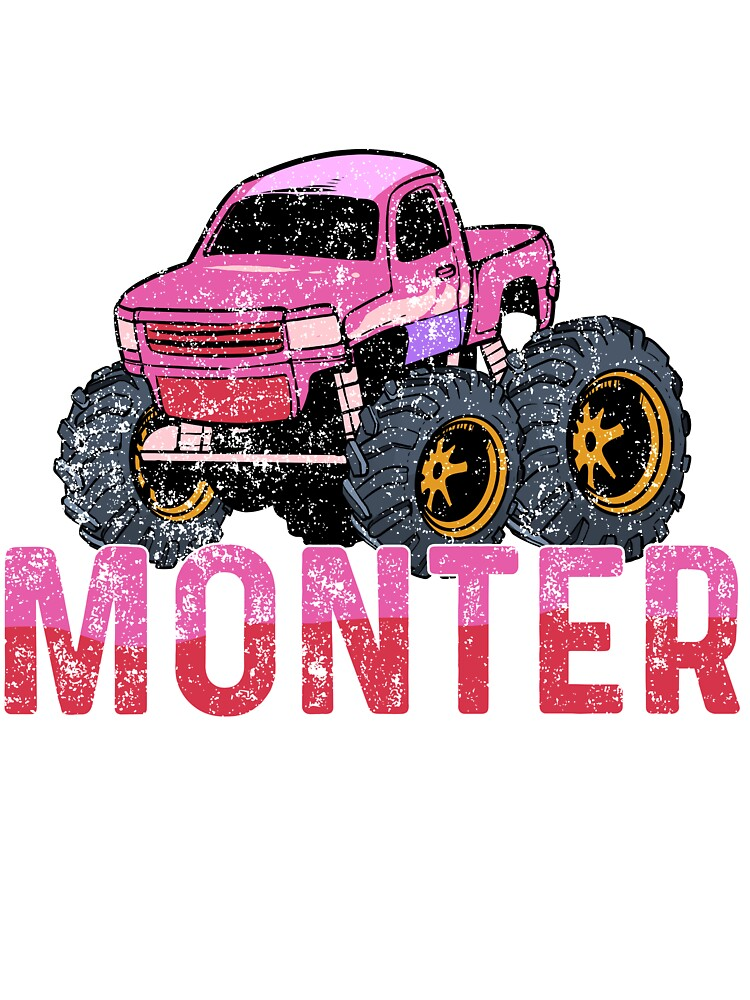 Monster Trucks Baby One Piece By 4tomic Redbubble