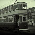 Blackpool Tram 147 - Michael Airey by John Hare