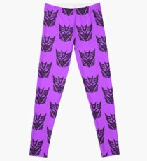 Transformers Decepticons Leggings