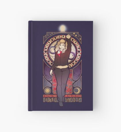 Bad Wolf Hardcover Journal