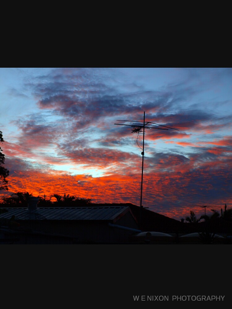 SUBURBAN SUNSET by Wayne48