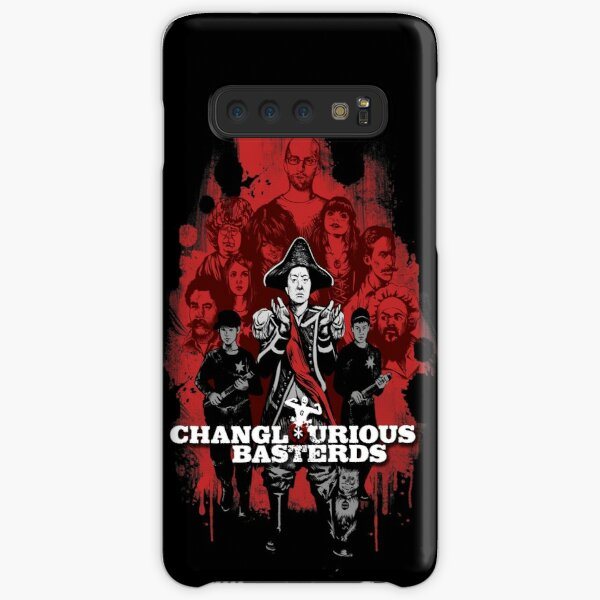 Changlourious Basterds (Any Shirt Colour) Samsung Galaxy Snap Case
