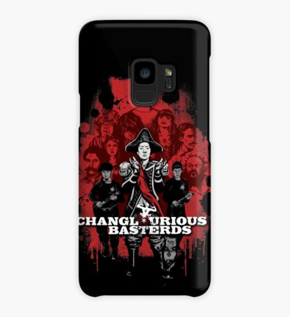 Changlourious Basterds (Any Shirt Colour) Case/Skin for Samsung Galaxy