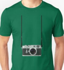 Leica M3 with 50mm Summilux f1.4 Unisex T-Shirt