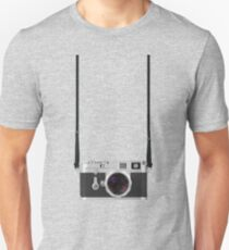Leica M3 with 50mm Summilux f1.4 Unisex T-Shirt