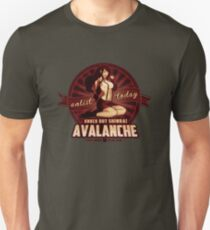 AVALANCHE Wants YOU! Unisex T-Shirt