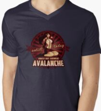 AVALANCHE Wants YOU! Men's V-Neck T-Shirt