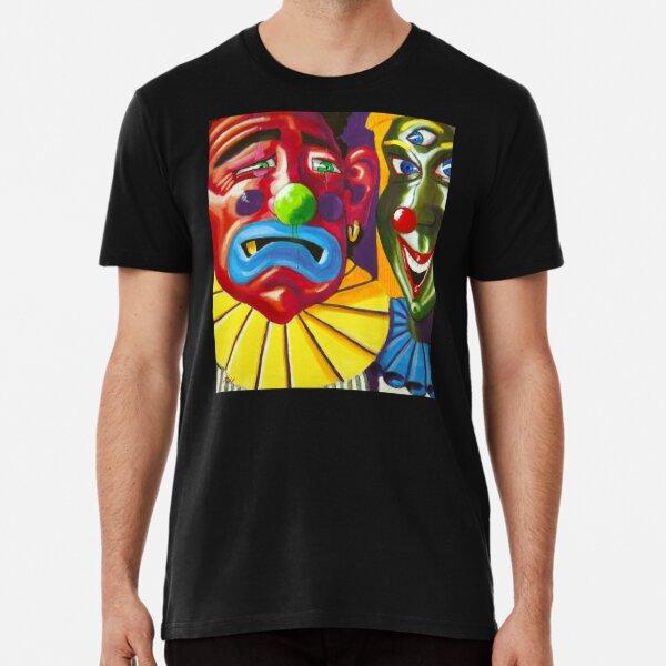 Happy and Sad Premium T-Shirt