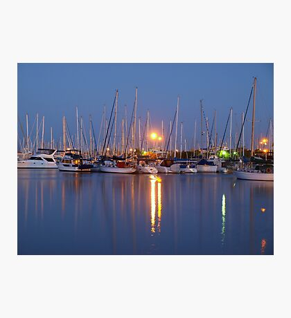 Manly Boat Harbour Photographic Print