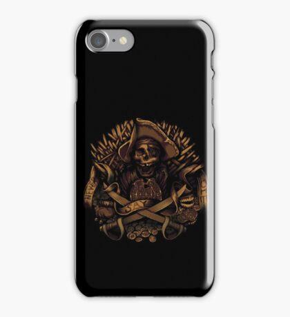 Never Say Die iPhone Case/Skin
