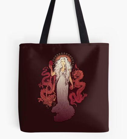 Dragon Mother Tote Bag