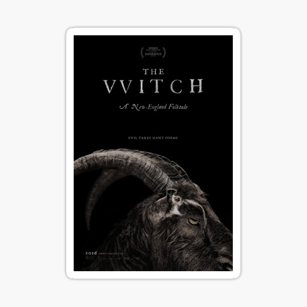 The Witch Sticker