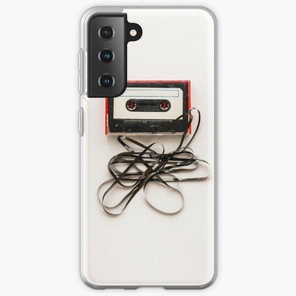 Tangled Cassette Tape Samsung Galaxy Soft Case