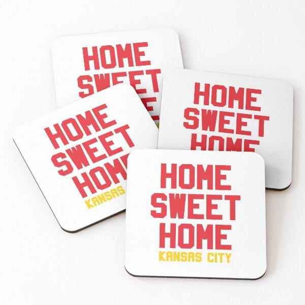 Sweet Home Kansas City Coasters (Set of 4)