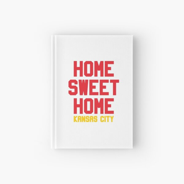 Sweet Home Kansas City Hardcover Journal