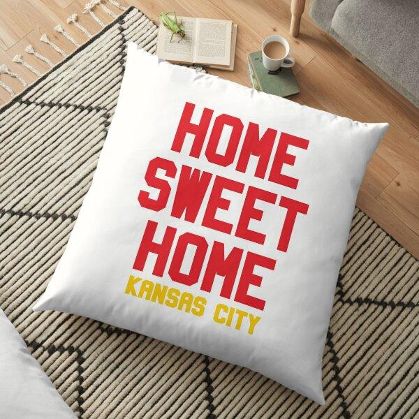 Sweet Home Kansas City Floor Pillow