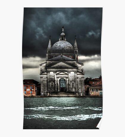 Storm's A-Brewin' Poster
